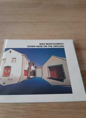 """Wes Montgomery""""Down here on the ground"""" 88 Płyta CD"""