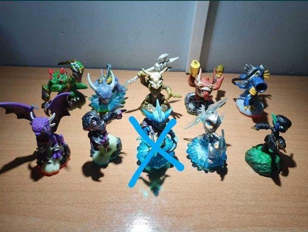 Figuras Skylanders