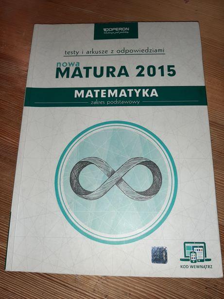 Nowa matura 2015 matematyka zakres podstawowy testy i arkusze Z KODEM