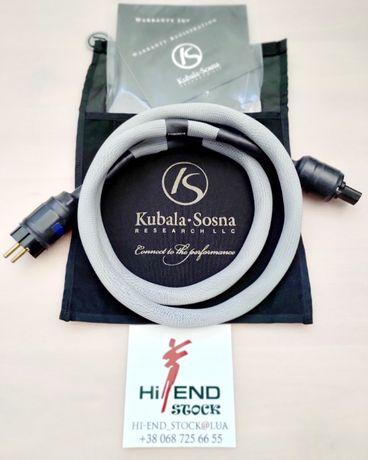 Kubala Sosna Fascination Power Cable кабель сетевой силовой питания