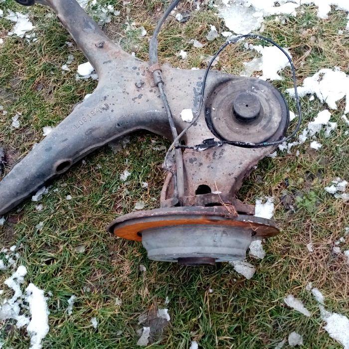 Zawieszenie tył Mercedes Vito w639 Świdnica - image 1