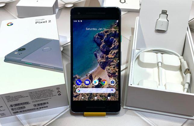 Google Pixel 2 Новый. Гарантия (LG V50, V20, V30, V40, G7 Dual, G8, S7