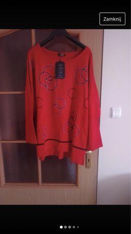 Bawelniana nowa bluzka damska