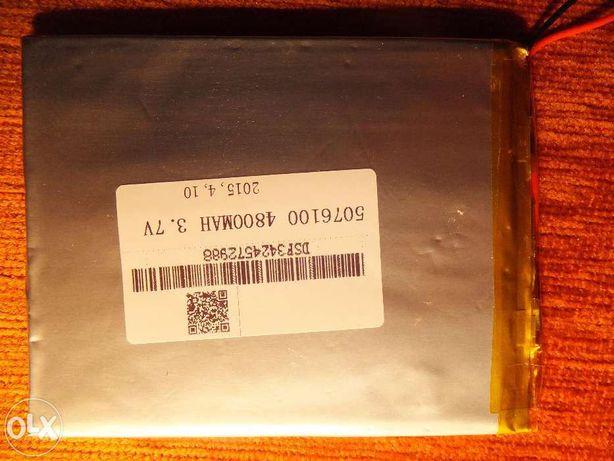 литий-ионный аккумулятор для 7 дюймов