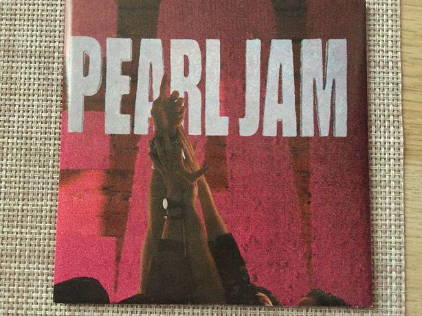 Pearl Jam - TEN - płyta CD