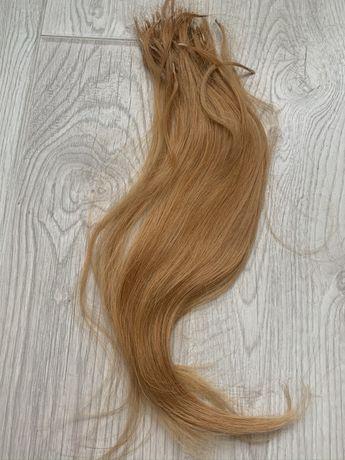 Волосы натуральные для наращивания, славянка