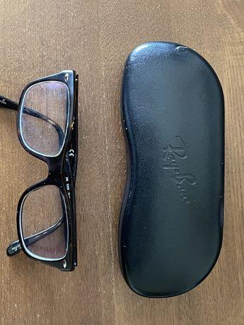 Armação óculos Rayban RB 5228 + lentes graduadas