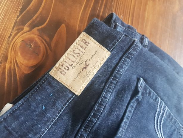 Spodnie Hollister W28 L31