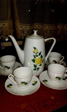 Сервиз кофейный (Болгария) 50хгодов