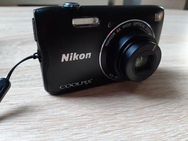 Aparat Nikon coolpix a300