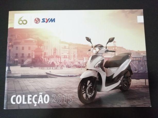 Catalogo mota SYM