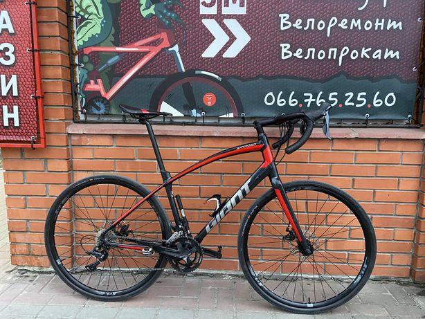 Велосипед гравийник Gravel Giant Anyroad 2,(не cube, trek, cannondale)