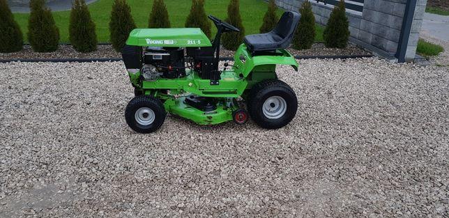 Retro Traktorek Viking 211-5 B&S 11 Hp
