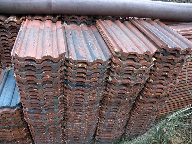 Dachówki ceramiczne poniemieckie