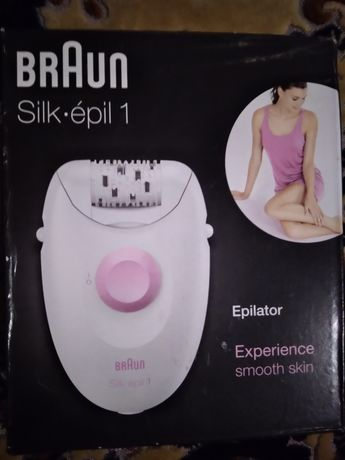 эпилятор Braun silk epil1