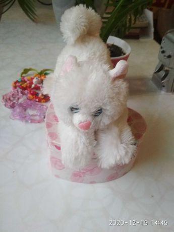 Кот б/у,  мягкая  игрушка  кот,  игрушка кот,  котёнок