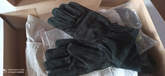 Rękawice strażackie