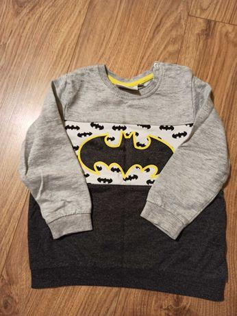 Bluza dresowa batman chłopięca 98