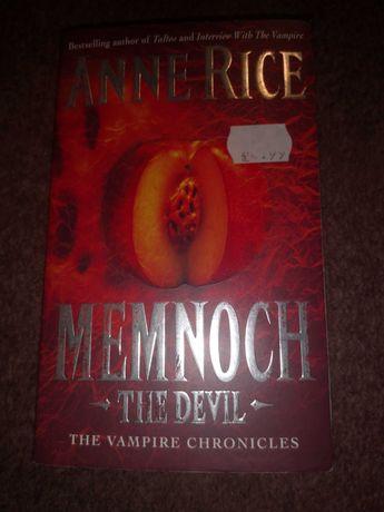 "Anne Rice ""Memnoch TheDevil"""