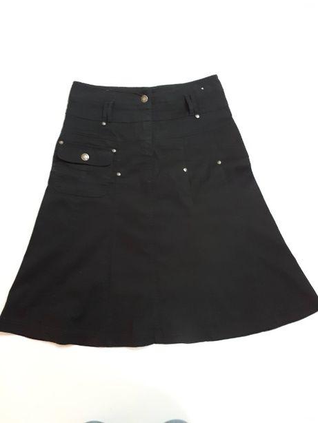 czarna trapez spódnica JESSICA C&A j NOWA 38