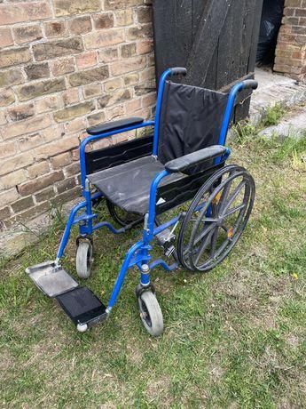 Wózek dla osób niepełnosprawnych