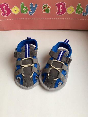 Пінетки для хлопчика 13см Босоніжки Взуття Пинетки для мальчика
