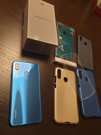 Huawei P20 Litel Klein blue