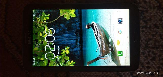 "Планшет Samsung Galaxy Tab 3 SM-T211 7"" 3G 8Gb Metalic Black"