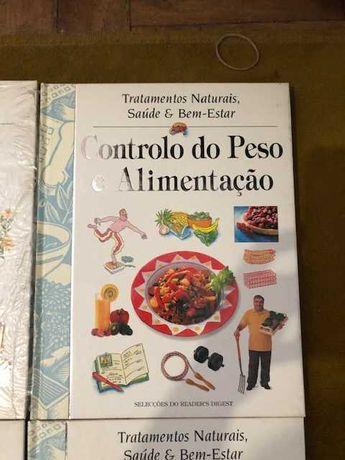 livro controlo do peso e alimentação
