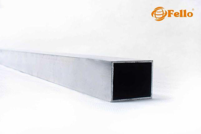 Profil aluminiowy kwadrat zamknięty 60x60 surowy hurt detal wysyłka