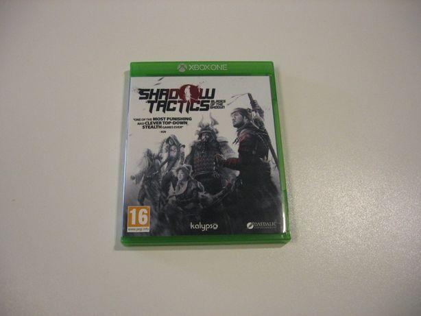 Shadow Tactics - GRA Xbox One - Opole 1638