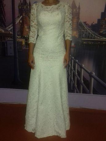 Свадебное платье, платье невесты, 46р