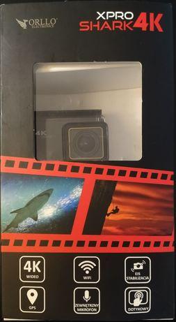 Zestaw Kamerka sportowa Orllo xpro shark+karta 128gb