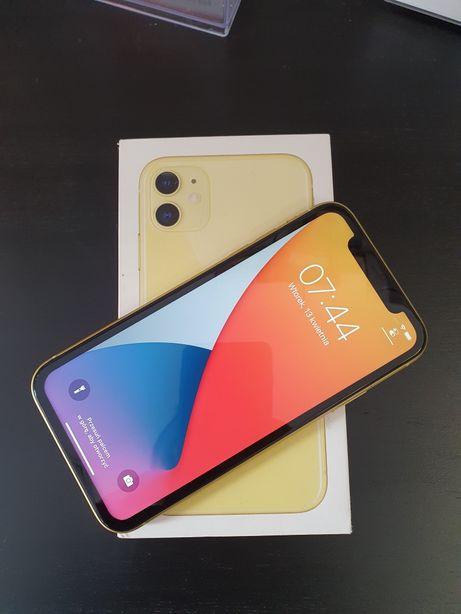 Iphone 11 64gb Yellow Najtaniej Wrocław + Gratisy !!!