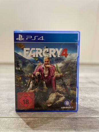 Far Cry 4 PS4 stan bdb