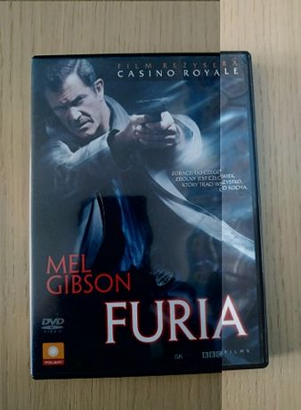 Film na płycie DVD FURIA - MEL GIBSON