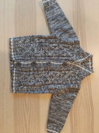 Sweter Kik szary nowy