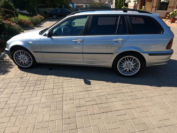 BMW e46 320d 2004 год
