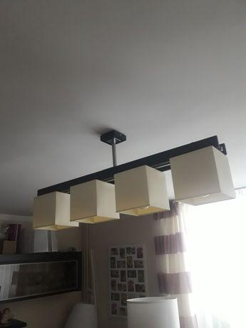 Lampa pokojowa dł 95 cm 4 żarówki