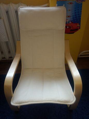 Fotel dziecięcy Ikea poang