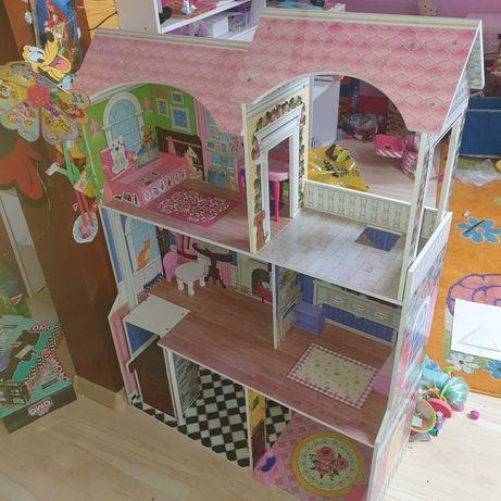 Domek dla lalek 120x80 cm