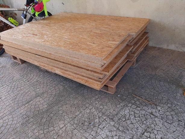 Placas madeira OSB3