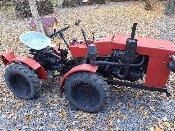 Трактор TZ4K-14.