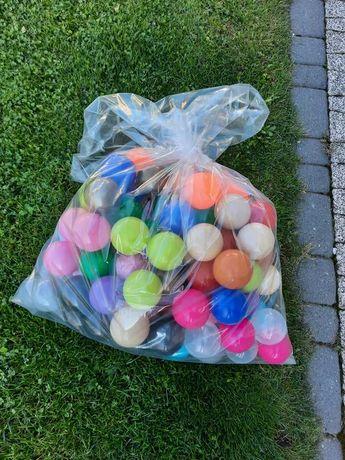 Piłki, piłeczki, kulki do suchego basenu średnica 7 cm, 100 sztuk