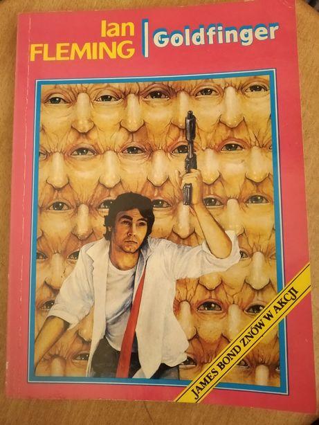 Goldfinger książka