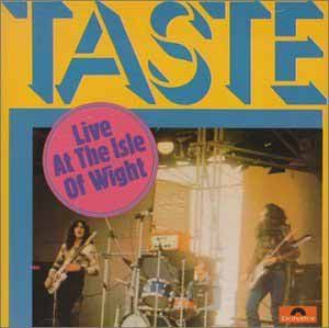 TASTE - Live At The Isle Of Wight 1971 - Novo