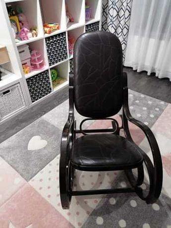 Fotel bujany, mało używany