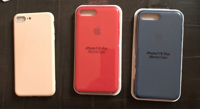 Capas para Iphone 7/8 plus