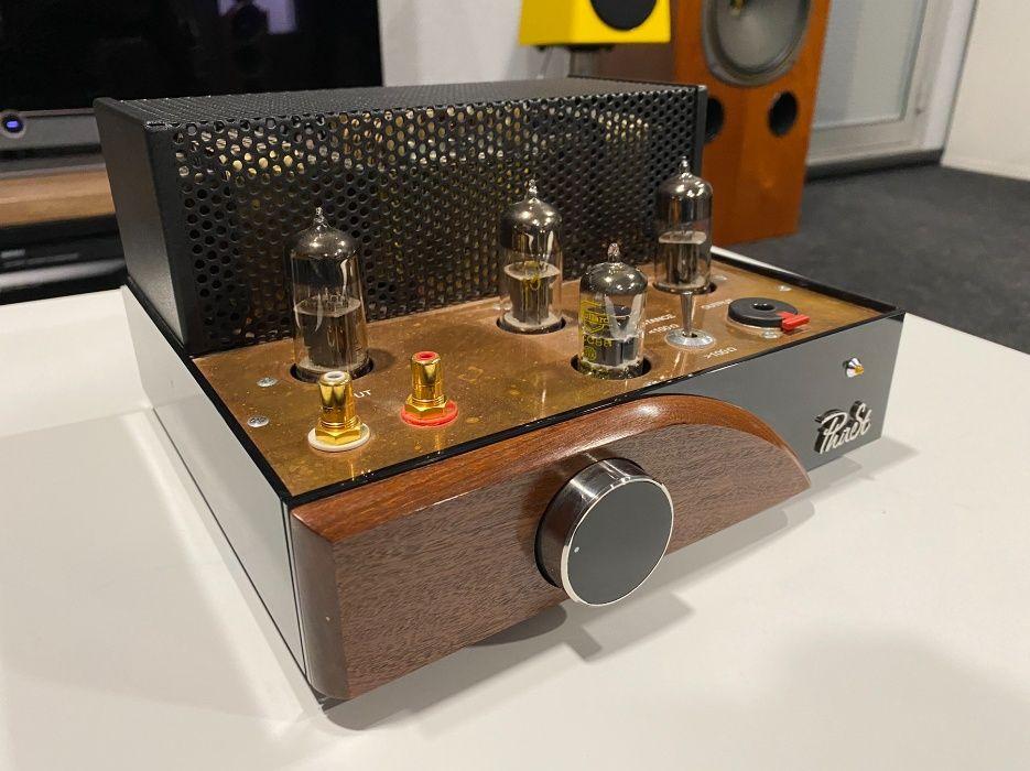 Ламповий підсилювач для навушників PhaSt