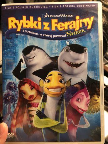 Rybki z ferajny bajka dvd